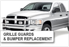 Grille Guards & Bumper Replacement